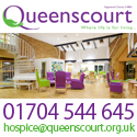 Queenscourt Hospice Website