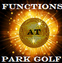 Functions at Park Golf Club