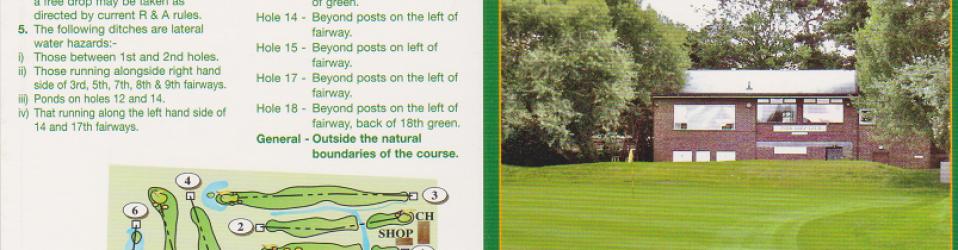 Secret Golf Club