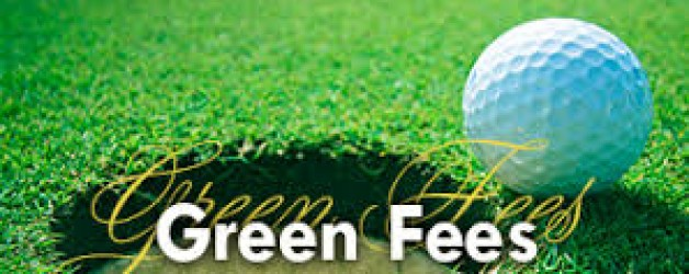 2018 Sefton Green Fees